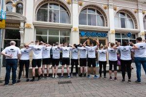 Team Alexander raise money for Lowry Centre Trust