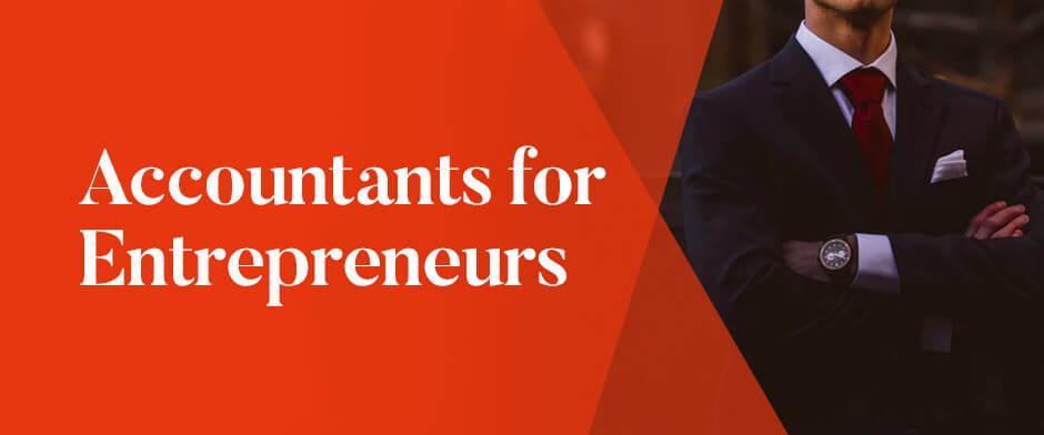 Accountants for entrepreneurs